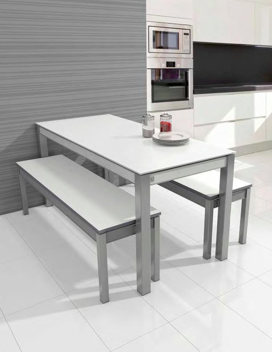 Sillas y mesas de cocina j santo - Mesas redondas para cocinas ...